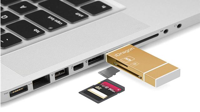 Recuperar archivos de una memoria micro SD