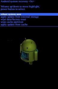 Resetear Samsung J1 por medio de Hard Reset