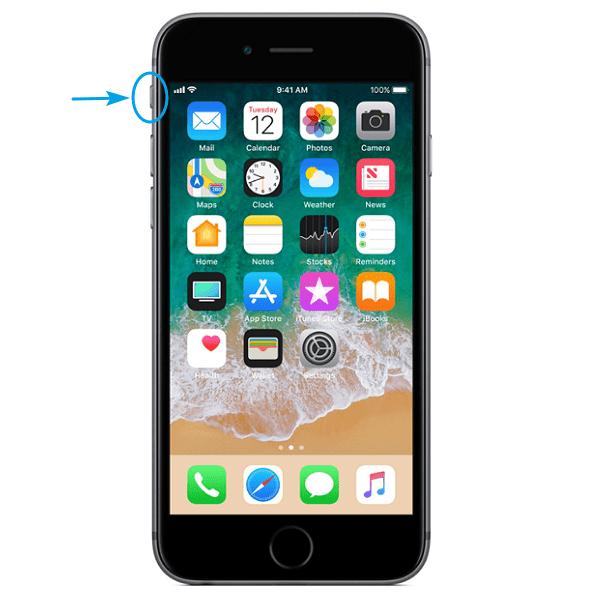 captura de pantalla screen shoot iPhone 5 6 7 8