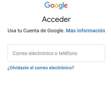 Cómo registrar o crear una cuenta de Google en el teléfono paso 6