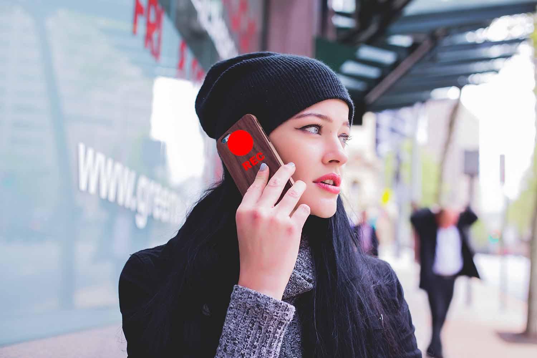 Cómo grabar una llamada en el móvil