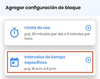 Cómo bloquear páginas web en Google Chrome para Android utilizando Stay Focused paso 10