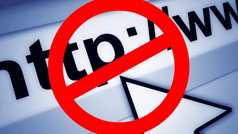 Cómo bloquear páginas web en Google Chrome para Android