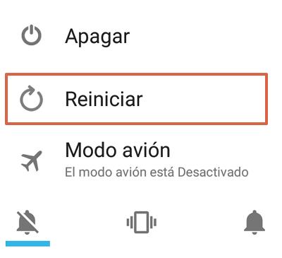 Cómo habilitar la barra de Google en Android paso 4