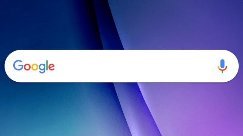 Cómo quitar la barra de Google en Android