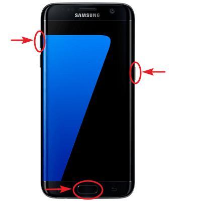 Formatear o resetear samsung galaxy s7 s7 edge