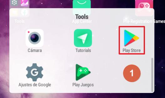 Cómo desactivar las compras de Google Play paso 1