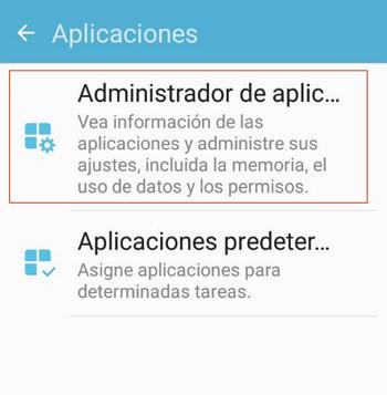 Como mover aplicaciones desde dispositivos Samsung paso 3