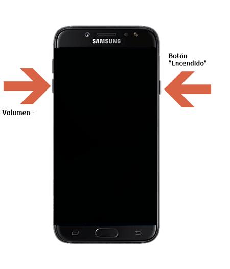 Solucionar error Custom binary blocked forzando el reinicio en Samsung
