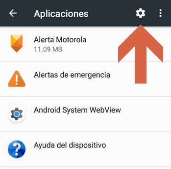 desactivar boton de asistencia de google desde ajustes paso 2