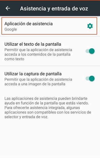desactivar boton de asistencia de google desde ajustes paso 5