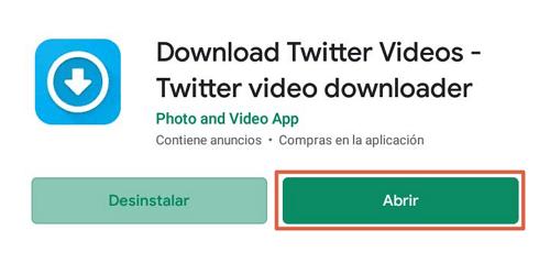 descargar videos twitter paso 2