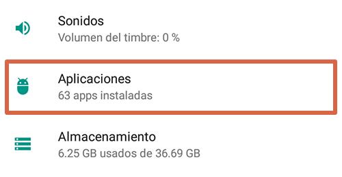 Cómo eliminar páginas que se abren solas en Google Chrome Android desactivando las notificaciones en Chrome paso 1