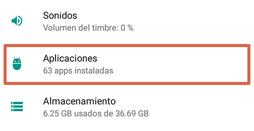 Cómo eliminar páginas que se abren solas en Google Chrome Android reinstalando las actualizaciones de Chrome paso 2