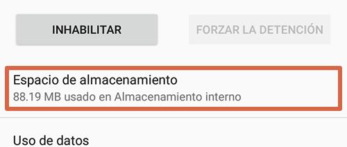 Cómo eliminar páginas que se abren solas en Google Chrome Android reinstalando las actualizaciones de Chrome paso 5
