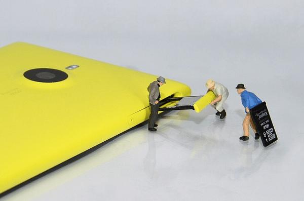 Cómo expandir la memoria interna de un celular.