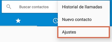 Cómo hacer que mi número aparezca como privado en Android paso 2