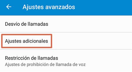 Cómo hacer que mi número aparezca como privado en Android paso 5