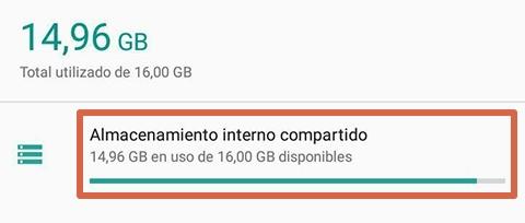 Cómo liberar espacio en Android limpiando el caché paso 2