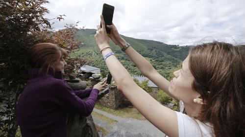 Cómo tener más señal en mi celular en lugares de altura
