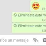Cómo ver mensajes eliminados de WhatsApp