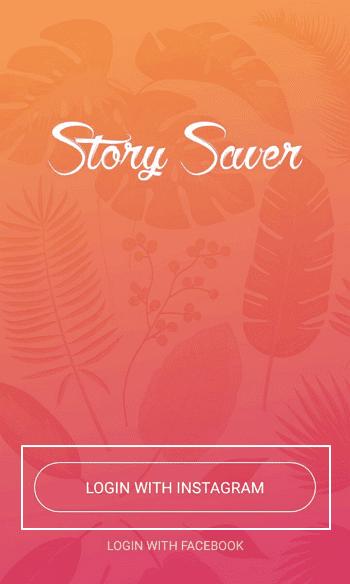 Cambiar idioma en Story Downloader paso 2