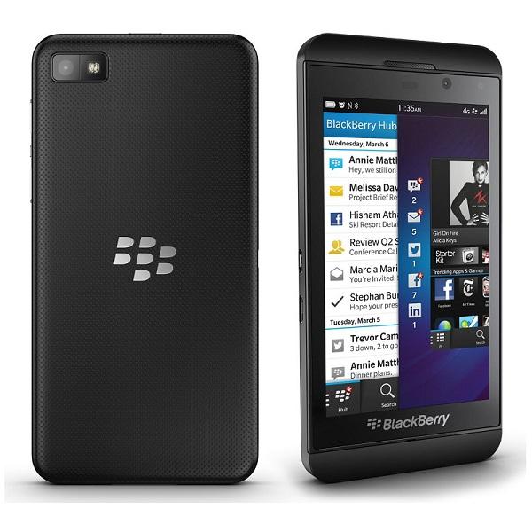 formatear o resetear blackberry z10 hard reset