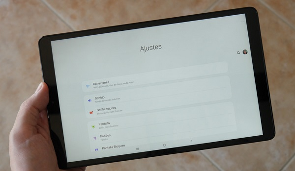 formatear resetear tablet samsung