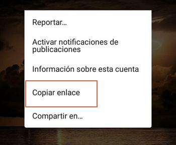 Como descargar fotos y videos desde Instagram con App Descargador de fotos y videos paso 5
