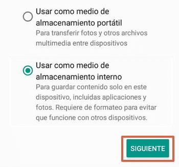Como mover aplicaciones desde otro dispositivo paso 1