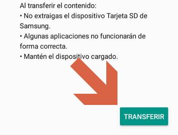 Como mover aplicaciones desde otro dispositivo paso 4