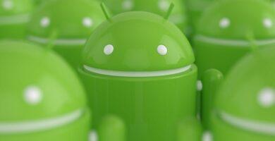 Como se llama el robot mascota que representa a Android
