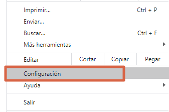 Configurar impresora en Cloud Print paso 4.