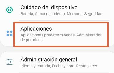 Descargar aplicaciones de origenes desconocidos Android 8.0, 9.0 y 10.0 paso 1