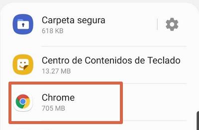 Descargar aplicaciones de origenes desconocidos Android 8.0, 9.0 y 10.0 paso 2
