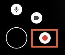 Grabar pantalla con Google Play Juegos paso 6