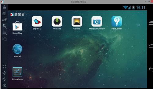 Jugar juegos Android en Mac con Droid4X