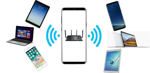 Qué es wifi direct en Android.