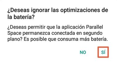 Tener dos WhatsApp con Parallel Space paso 6