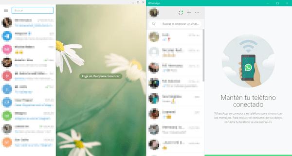 Transferir archivos desde Android al ordenador con WhatsApp o Telegram