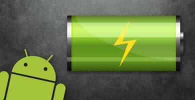 Calibrar batería de Android