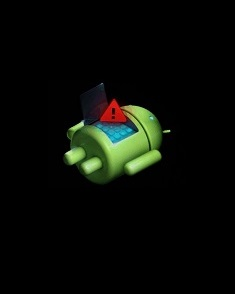 android recovery mode hard reset