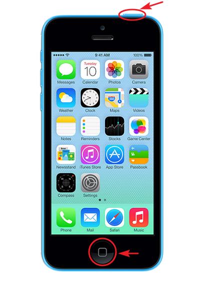 Cómo Formatear O Resetear Un Iphone 5c Restablecer Valores Iniciales