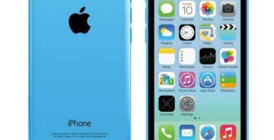 formatear o resetear iPhone 5C