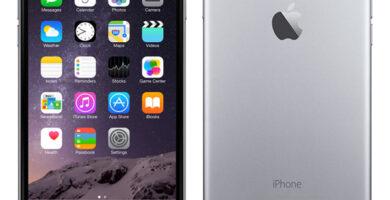 formatear o resetear iPhone 6 plus