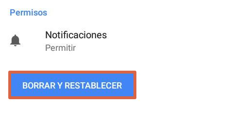 eliminar anuncios en notificaciones android paso 9