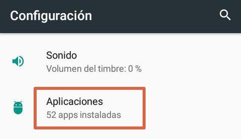 eliminar la publicidad de tu celular android causada por virus paso 3