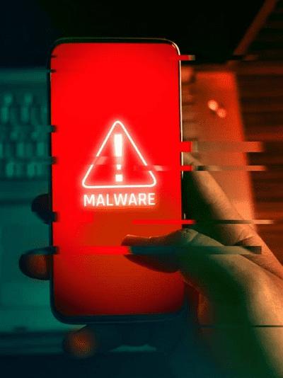presencia de malware en el dispositivo