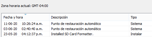 restaurar windows paso 4