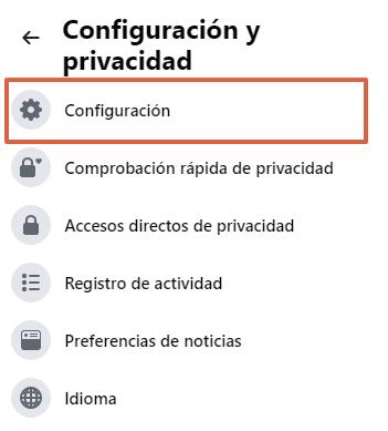 Cómo configurar los contactos de confianza en Facebook paso 3